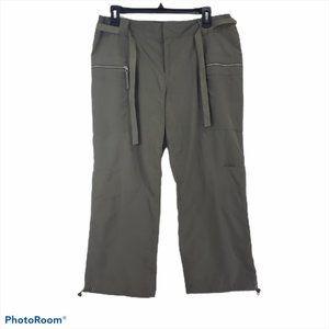 Xhilaration Junior's Size 13 Cargo Dress Pants